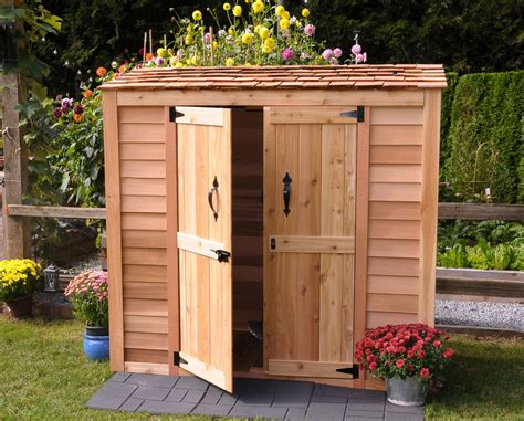 Build outdoor storage shed Image