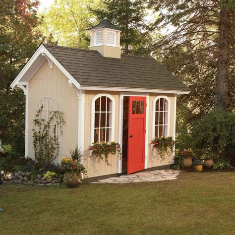 Build simple shed Image