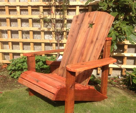Build your own adirondack chair Image
