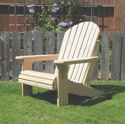 Build your own adirondack chair kit Image