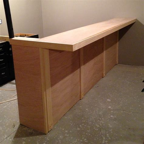 Build your own bar counter Image
