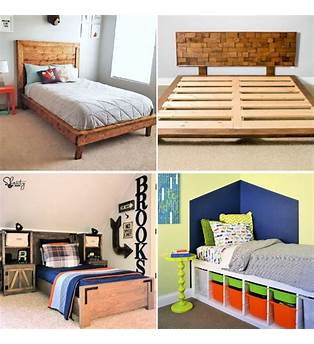 Build Your Own Bed Plans Free