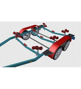 Build Your Own Boat Trailer Plans