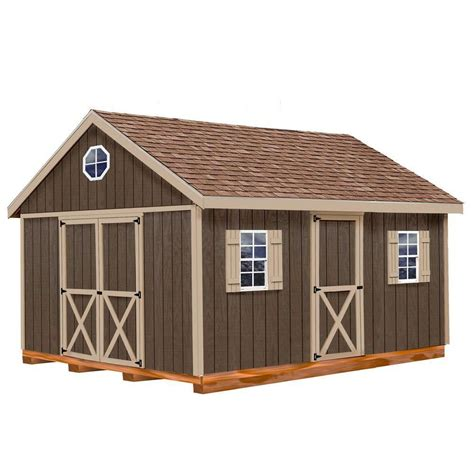 Build your own storage shed kits Image