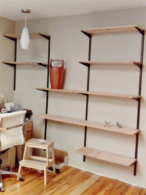 Build your own storage shelves Image