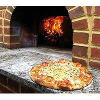 Build your own wood burning pizza oven that works