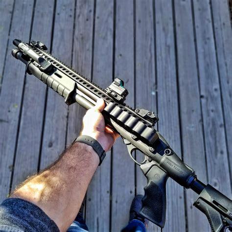 Building 870 Tactical Shotgun