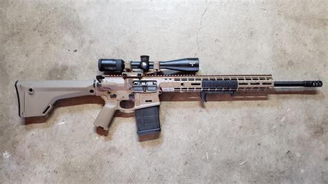 Building A 308 Ar Pattern Rifle Psa