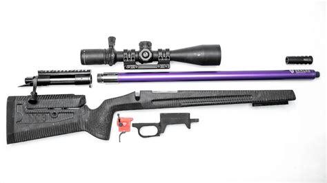 Building A Bolt Rifle