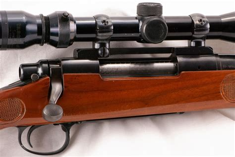 Building A Rifle Around A Remington 700 Bdl Stock
