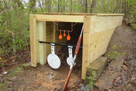 Building A Shotgun Shooting Range