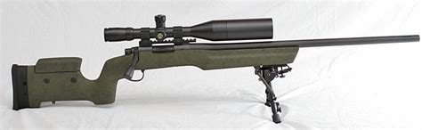 Building A Sniper Rifle From A Remington 700