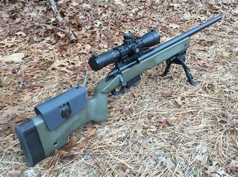 Building A USMC M40A3 Cloning The Marine Corps Sniper