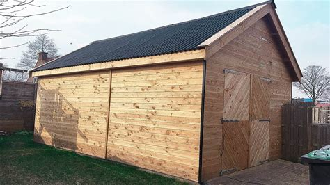 Building 6m x 4m 20 x 13 shed Image