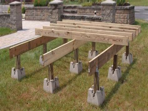 Building a 12x16 deck Image