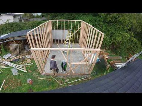 Building a 12x16 shed workshop part 1 Image