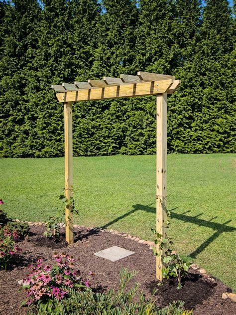 Building a arbor Image