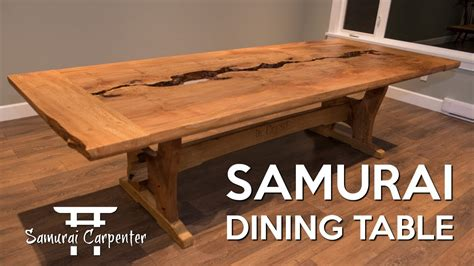Building a dining table start to finish Image