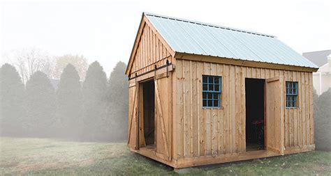 Building a shed on a budget Image