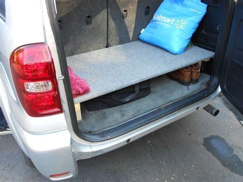 Building secret compartments in car Image