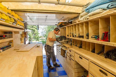 Building the woodshop Image