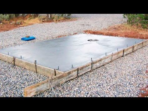 Building your own 24x24 garage and save money steps from concrete to framing Image