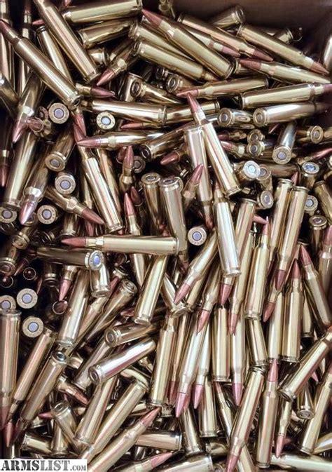 Bulk 223 556 Ammo