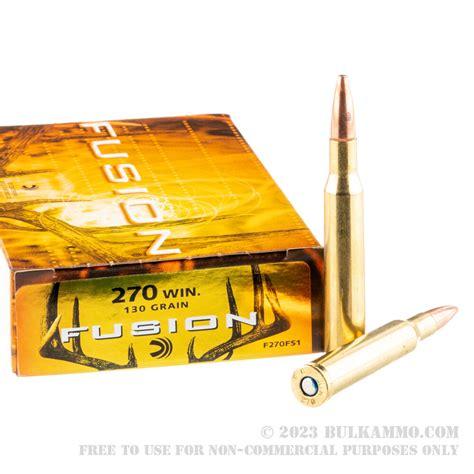 Bulk 270 Winchester Ammo