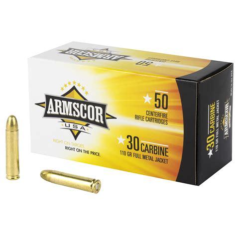 Bulk 30 Carbine Ammo