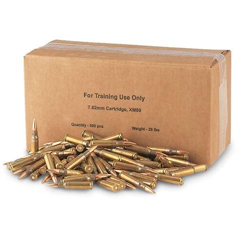 Bulk 308 Ammo 1000 Rounds