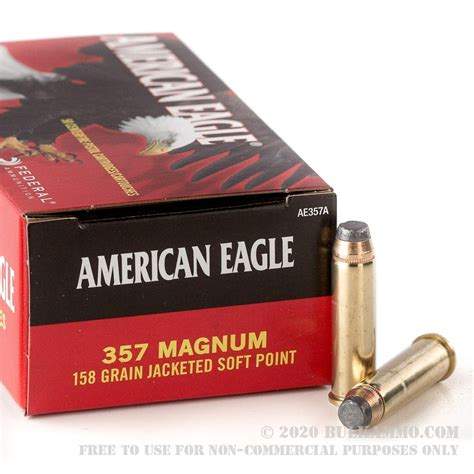Bulk 357 Mag Ammo - BulkAmmo Com