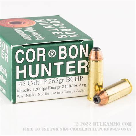 Bulk 45 Colt P Ammo