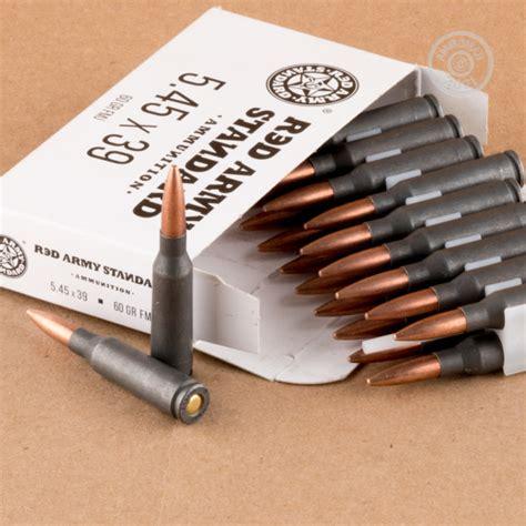 Bulk 5 45x39 Ammo For Sale