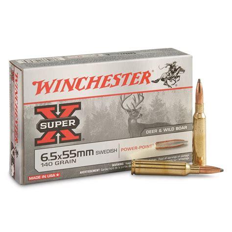 Bulk 6 5 X55 Ammo For Sale