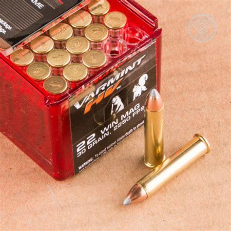 Bulk Ammo 22 Mag
