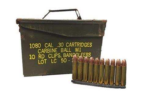Bulk Ammo 30 Cal Carbine
