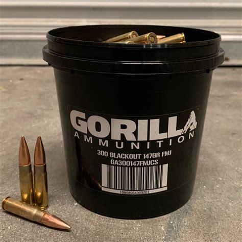 Bulk Ammo 300 Aac Blackout