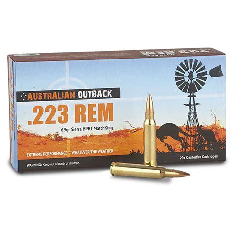 Bulk Buy 223 Ammo Australia