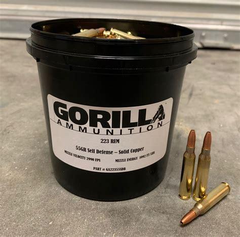 Bulk Defense Ammo