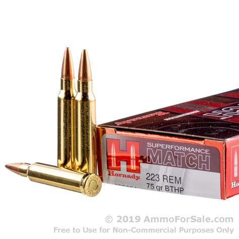 Bulk Hornady Ammo 223
