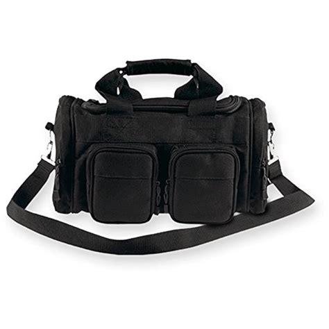 Bulldog Cases Economy Black Range Bag With Strap