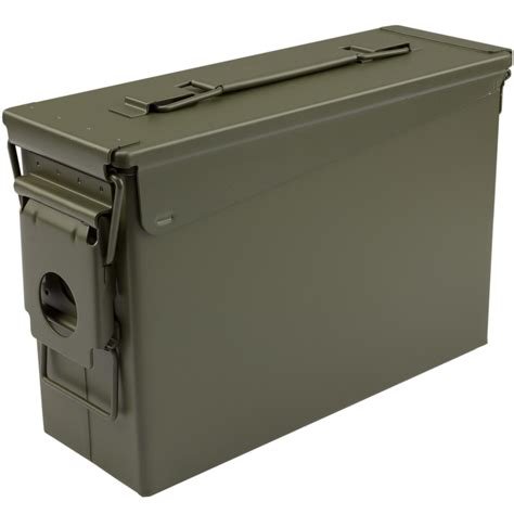 Bullet Ammo Boxes