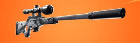 Bullet Drop Hunting Rifle Fortnite