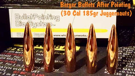 Bullet Pointing Daily Bulletin - AccurateShooter Com