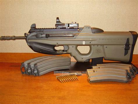 Bullpup Assault Rifle Fn F2000