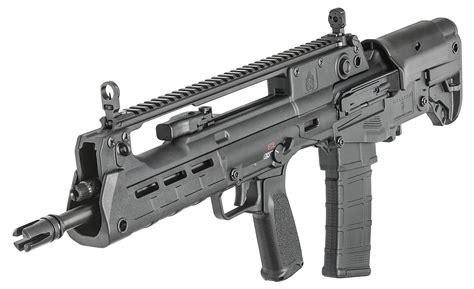Rifle Bullpup Rifle.