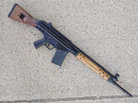 Bullpup Stocks For The Cetme And H K 91 Rifles