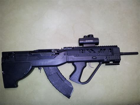Bullpup That Takes Pmags