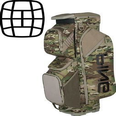 BULLS BAG 3 BAG SYSTEM TREE CAMO-MODULAR STYLE Sinclair