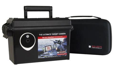 BULLSEYE AMMOCAM SIGHT IN EDITION Bullseye Camera Systems